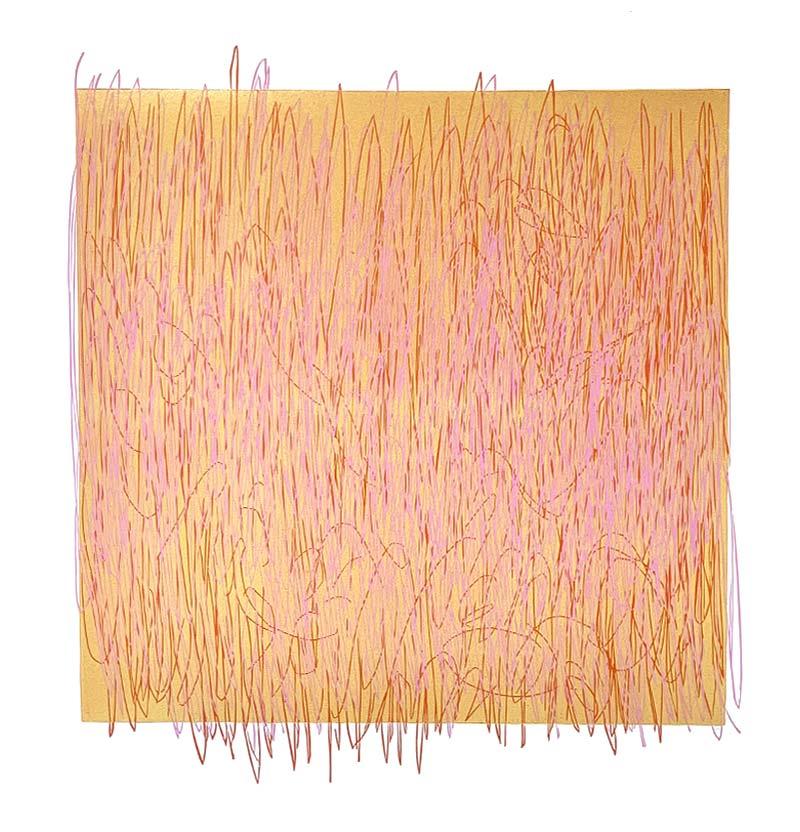 Untitled | Linocut | 2019 | Kristi Neider | Printmaking